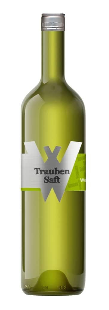 HYSTERIEFREE® Bio-Traubensaft Weiss 0,75L