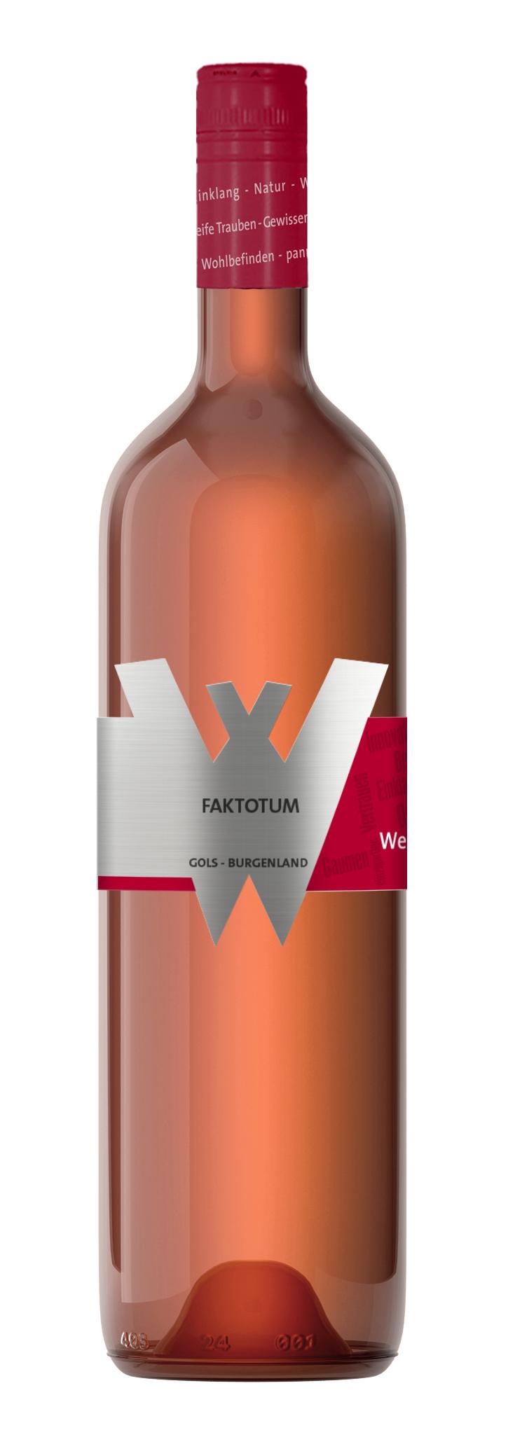 Faktotum Rosé - 2019