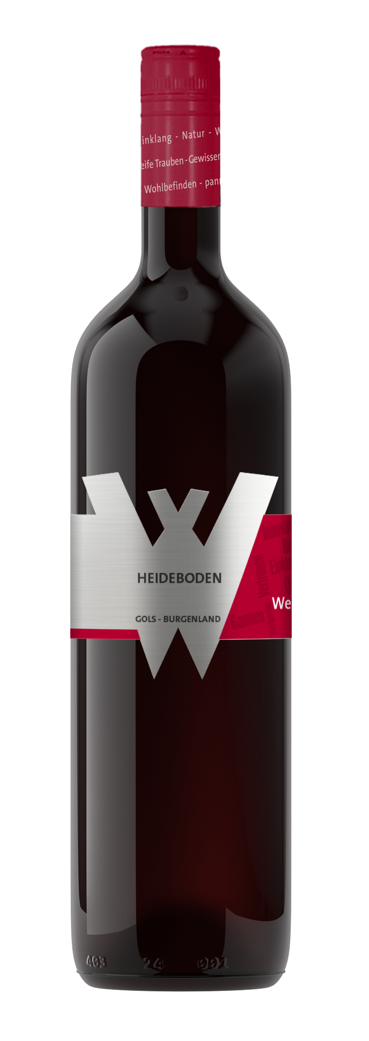 Heideboden rot - 2018